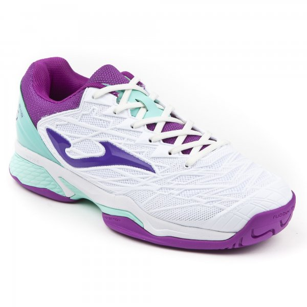 T.ACE PRO LADY 802 WHITE ALL COURT / vel. 38
