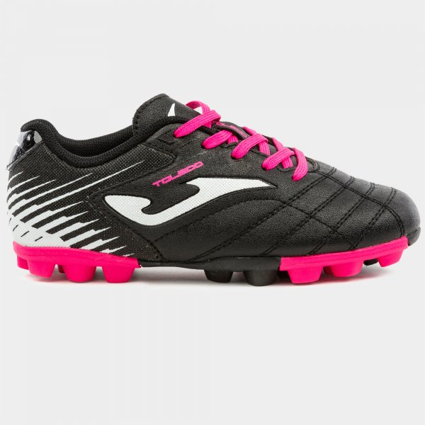 TOLEDO JR 910 BLACK-PINK RUBBER 24 / vel. 8.0C